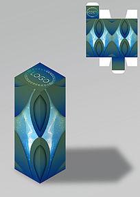 魔幻风格文艺包装盒