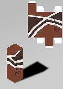 欧式印象简约风格包装盒