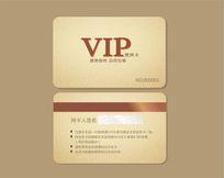 质感大气VIP卡设计
