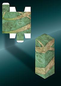 古典艺术感包装盒