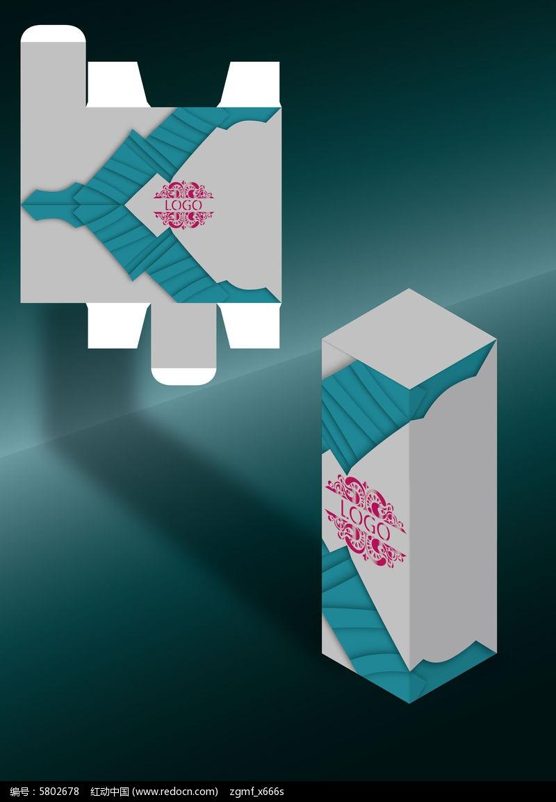 包装盒设计风格分享展示