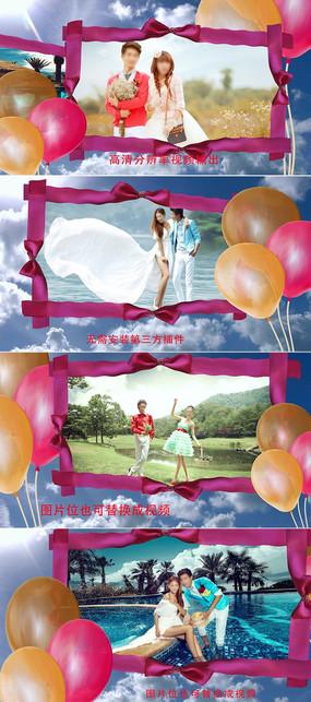 婚礼相册视频模板