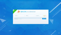 漂亮大气UI登录界面 PSD