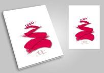 时尚大气浪漫设计封面PSD