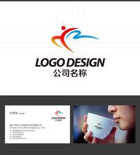 体育运动会LOGO标志设计
