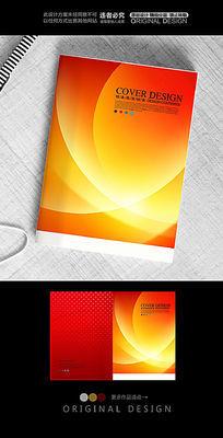 精美企业画册封面