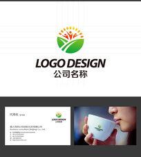 幼儿园LOGO标志设计
