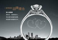 珠宝品牌企业文化墙