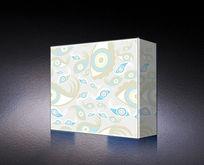 牡丹花精品包装盒