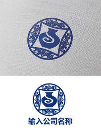 瓷器logo标志设计