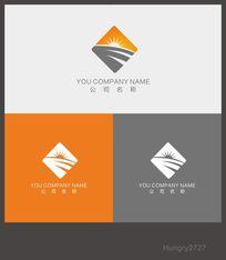 菱形企业logo