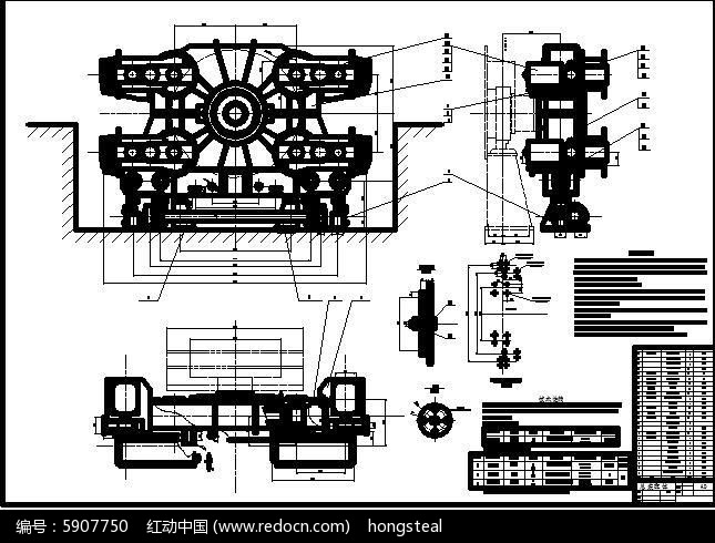 150吨机构倾动陶瓷v机构图片转炉及说明书图纸图纸球磨机全套图片