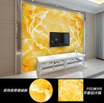经典通用室内电视3D背景墙图纸设计