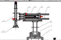 基于PLC的物料分拣机械手自动化控制系统