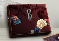 合家团圆月饼包装设计 PSD