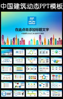 中国建筑工程总公司安全生产PPT模板