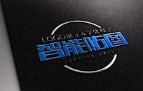 品牌logo贴图金属