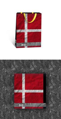 旗帜旅游国际手提袋