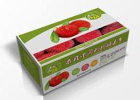 杨梅彩盒设计