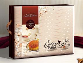 心意礼月饼包装设计 PSD