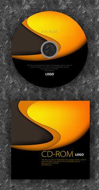 性插图dvd碟片