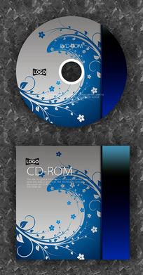 文化宣传时尚CD封面设计