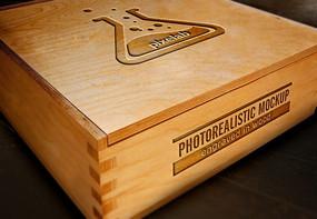 木盒logo雕刻模版