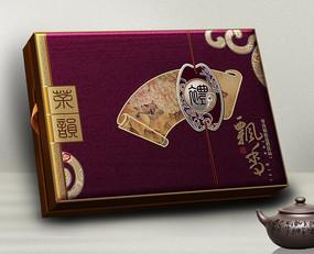 飘香茶叶包装设计
