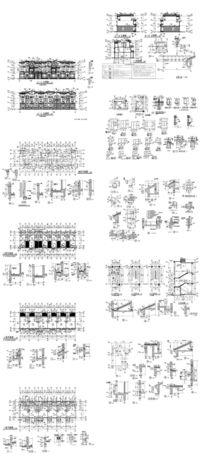 住宅别墅建筑设计