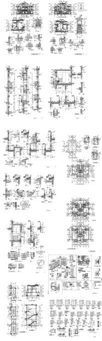 住宅别墅楼房设计