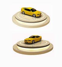 轿车3D模型