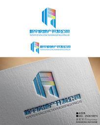 房地产logo标识矢量源文件