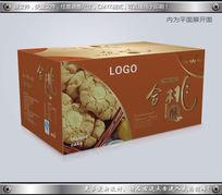 特产核桃酥包装设计