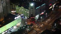 城市生活车流交通视频素材