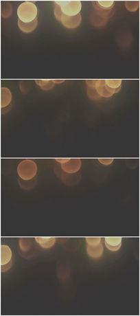 圆形灯光闪烁视频背景 mp4
