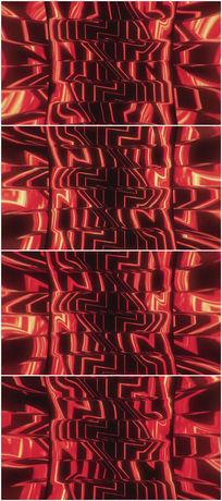 金属质感流体移动背景视频素材