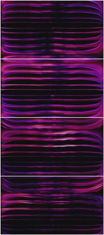 紫色线条线框光效背景视频素材