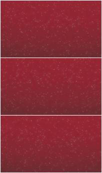闪闪星光特效红色背景视频素材