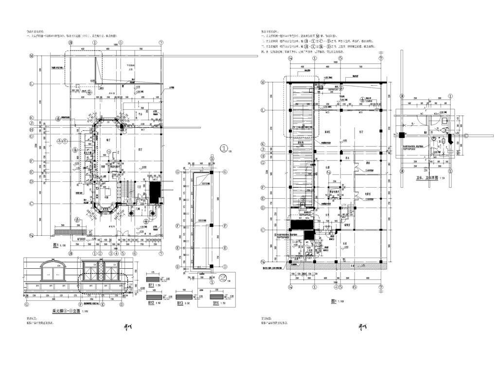 电梯户型平面图