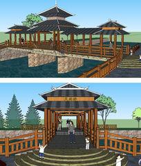车床桥风雨风雨_模型桥模型设计素材mm400传动设计图片主图片