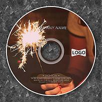 滤镜烟火非主流个性CD设计