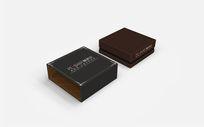皮带礼盒包装设计