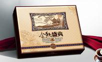 金秋盛典月饼包装设计