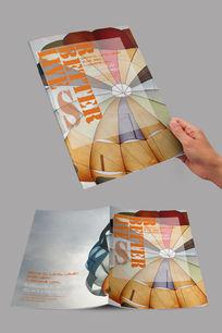 热气球创意封面