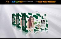 椰子汁包装设计