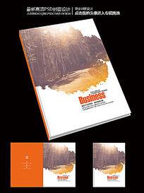 日系唯美风格网络小说书籍封面设计