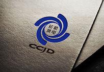 创意长城机电logo