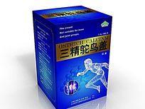盖药品包装盒设计