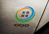 时尚长城机电logo