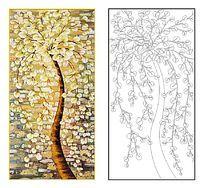 发财树单线图